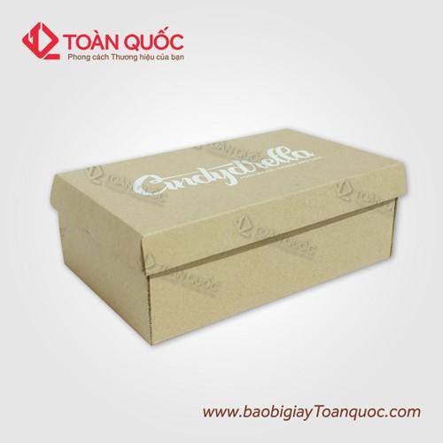 Thiết kế hộp giấy đựng giày đẹp, thietkehopgiaydunggiaydep