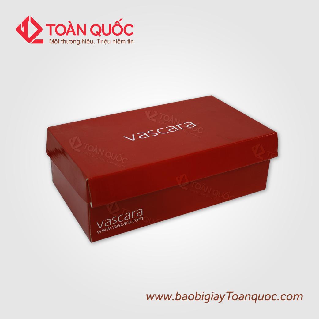 hộp giấy đựng giày carton, hop giay dung giay carton