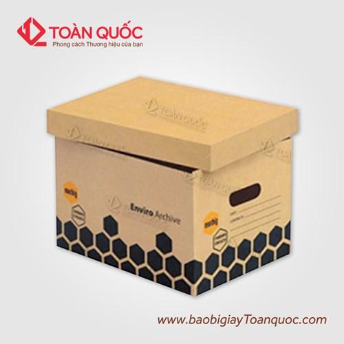 Thùng carton đựng 20kg chanh dây giá rẻ thungcartondung20kgchanhdaygiare
